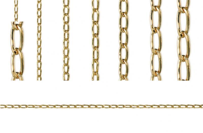 cadenas oro