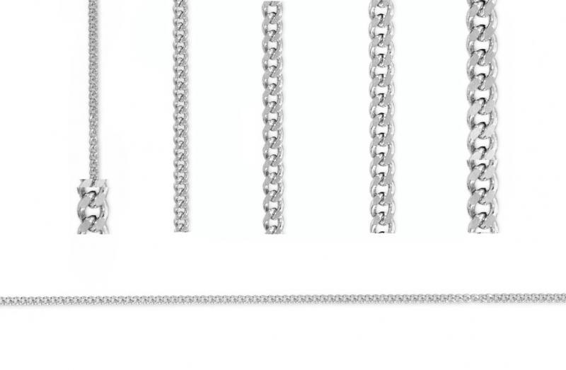 cadenas plata